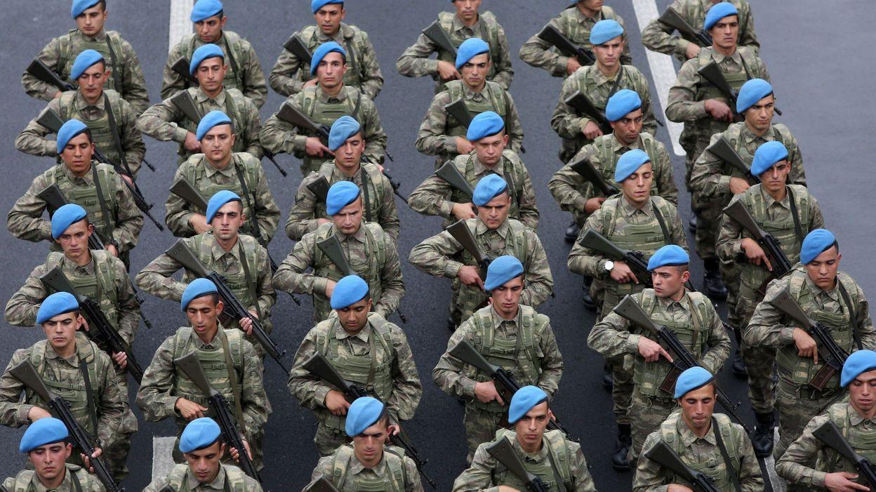  Tentative de coup d'Etat en Turquie: mandats d'arrêt contre 346 militaires pour liens présumés avec le putsch