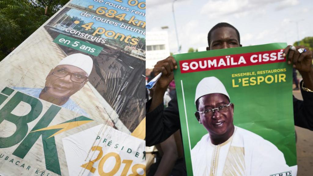 Mali: à Bamako, IBK et Soumaïla Cissé ont tenu leurs premiers grands meetings