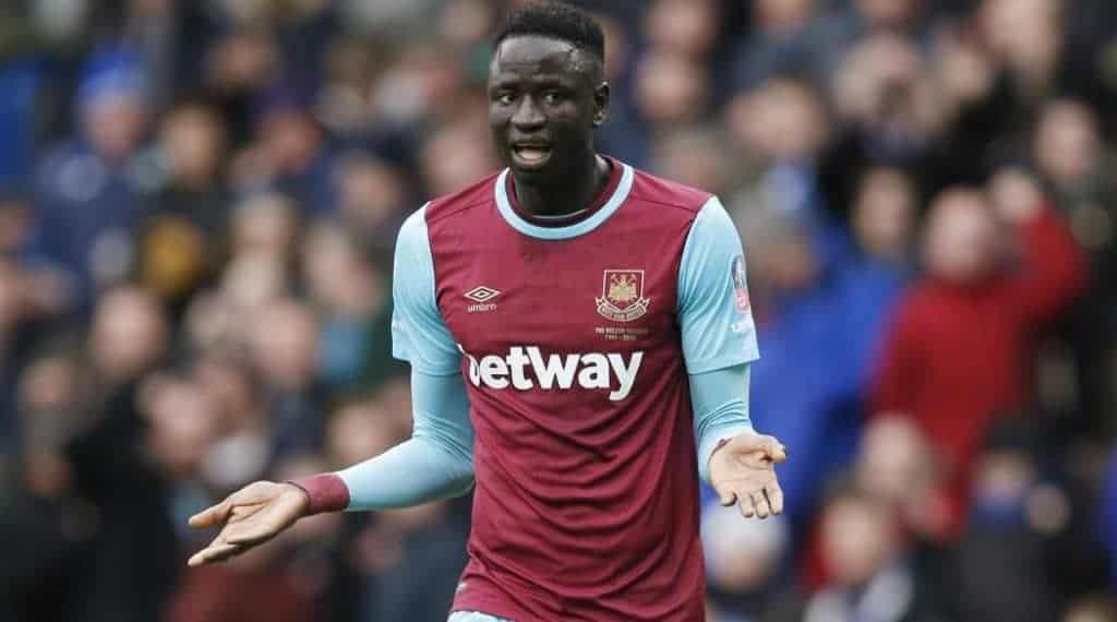 West Ham prêt à céder Cheikhou Kouyaté  pour 10 millions d'euros