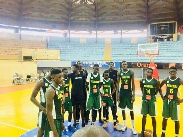 """Eliminatoires Zone 2 Afrobasket U18  : les """"Lionceaux"""" écrasent la Guinée (70-44)"""
