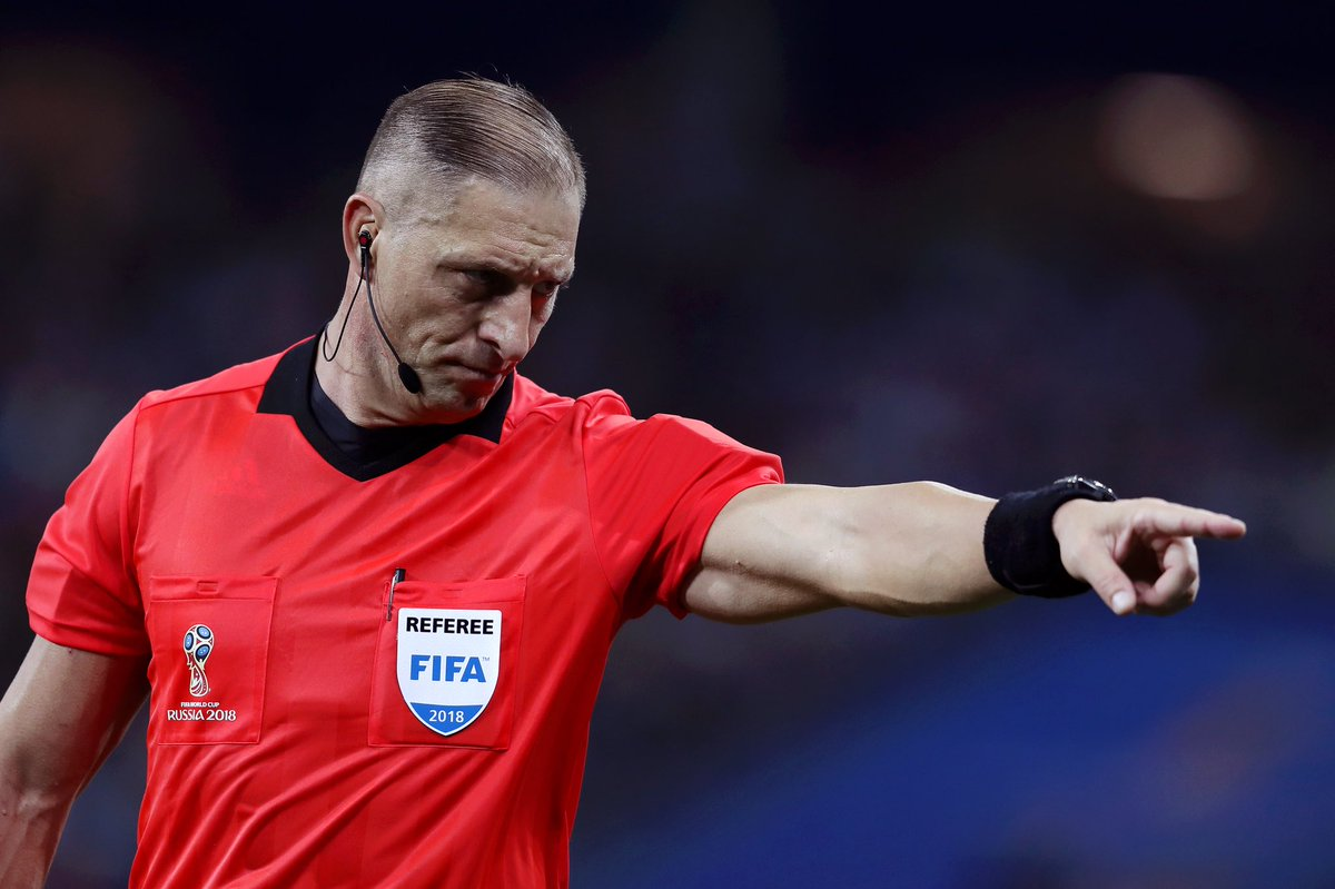 L'Argentin Nestor Pitana désigné pour arbitrer la finale du Mondial, Malang Diédhou sera...
