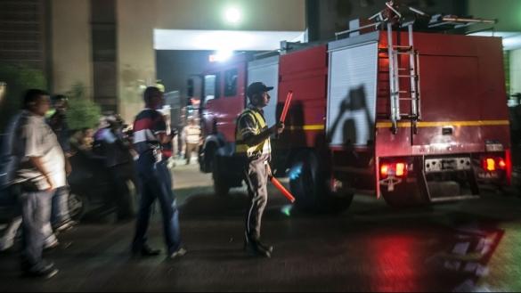  Explosion d'un réservoir chimique en Egypte : une douzaine de blessés