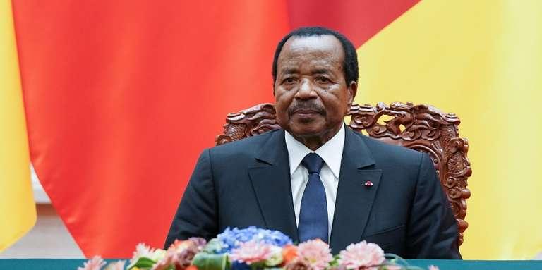 URGENT - Paul Biya annonce sa candidature à la Présidentielle du Cameroun