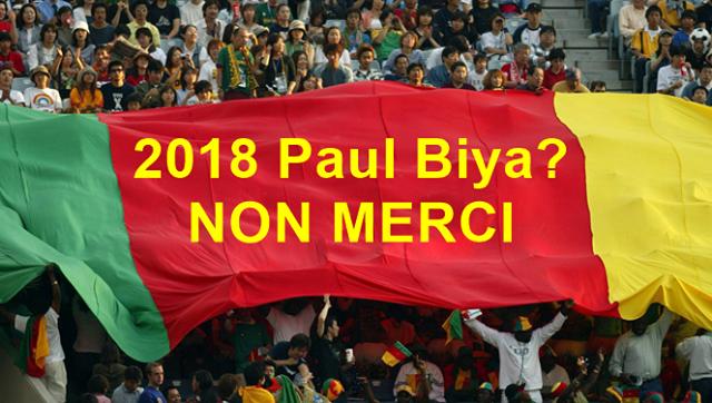 Les Camerounais divisés après l'annonce de la candidature de Paul Biya