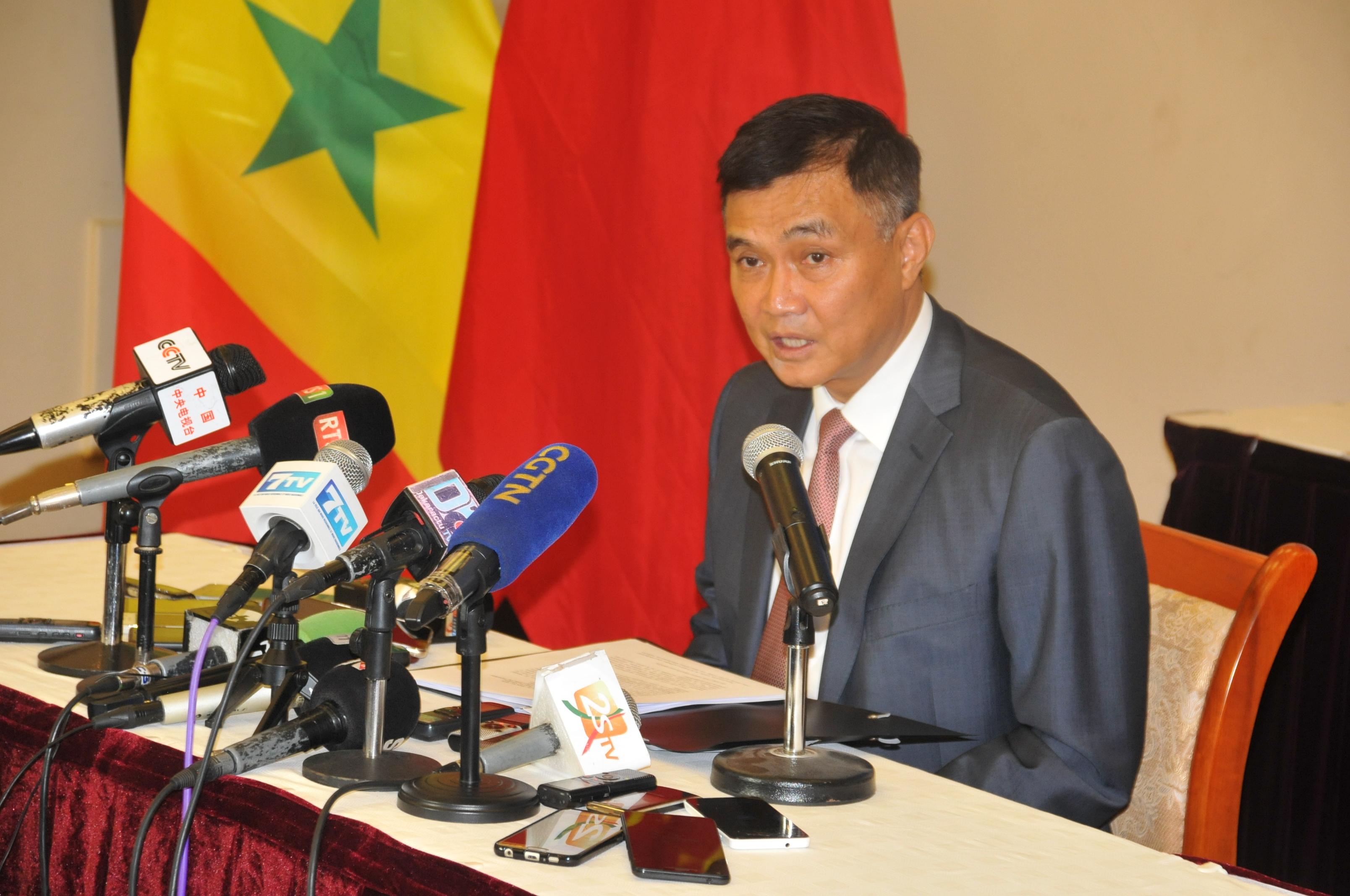 Visite du Président XI Jinping au Sénégal : L'Ambassadeur chinois prépare le terrain