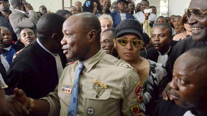 La Zambie ferme ses portes à Koffi Olomidé