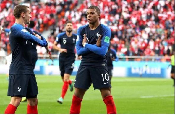 Kylian Mbappé révèle enfin le secret ce sa célébration