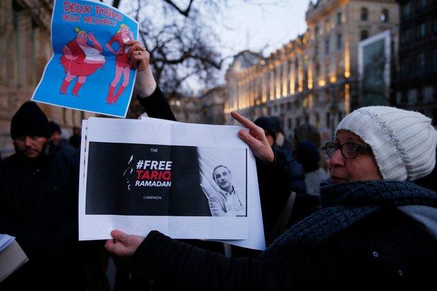 Europe : la cause de Tariq Ramadan plaidée dans la rue