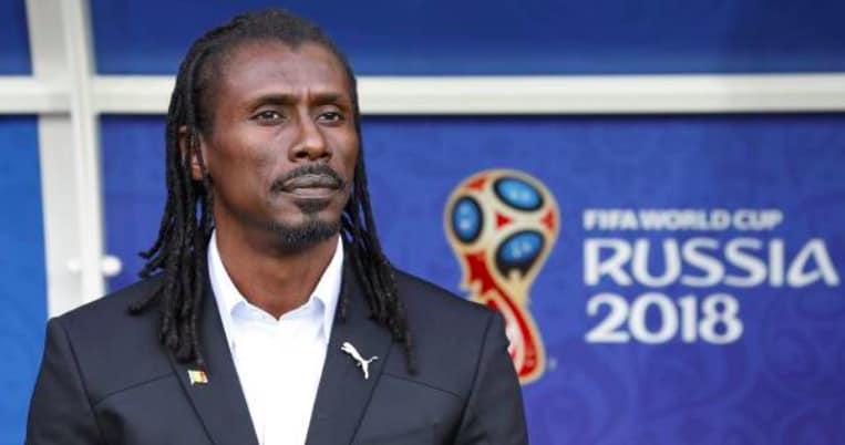 Mondial 2018: Aliou Cissé auditionné par Fédération sénégalaise de sootball, le 25 juillet