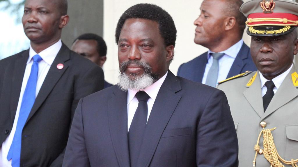 Kabila devant le Parlement congolais pour un discours très attendu