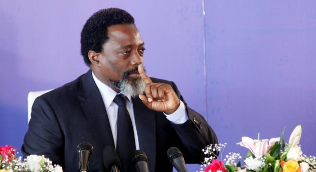 "Kabila:""la RDC ne recevra de leçons de personne"""