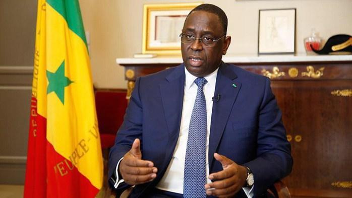 """Message de félicitations et d'encouragement du Président Macky Sall aux """"Lionceaux """"U20 du football"""