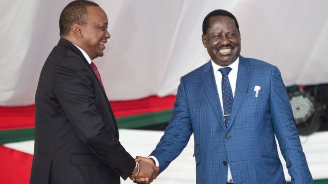 'Le Prix Nobel pour Raila Odinga'
