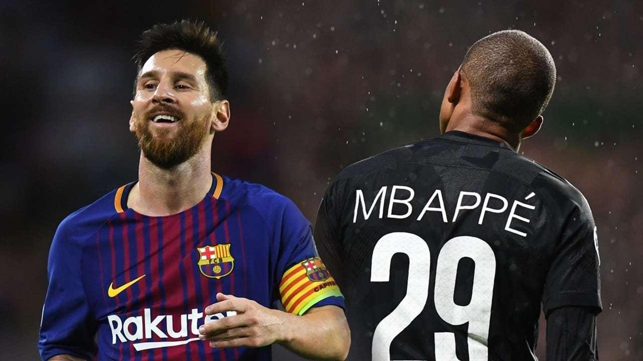 Lionel Messi estime que Mbappé peut prétendre au Ballon d'Or