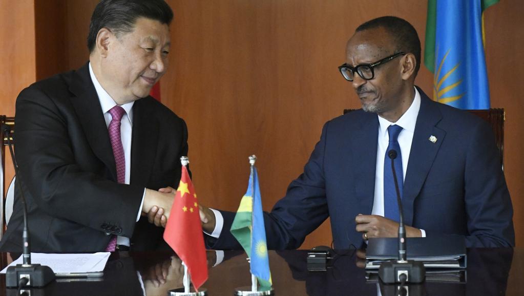 Rwanda: le président chinois signe 15 accords bilatéraux