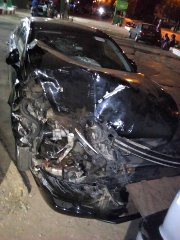 La voiture du député Abdoulaye Wilane percute un camion gros porteur