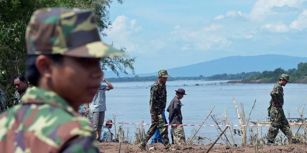 Laos : des centaines de personnes portées disparues après l'effondrement d'un barrage...