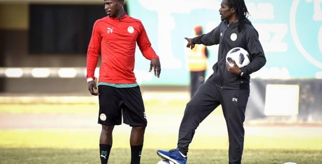Aliou Cissé : «Pourquoi j'ai aligné Diao Baldé contre la Colombie»