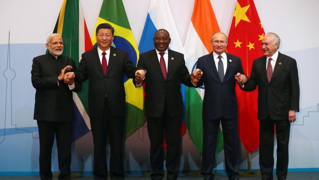 Sommet des BRICS: les pays africains espèrent un partenariat collectif
