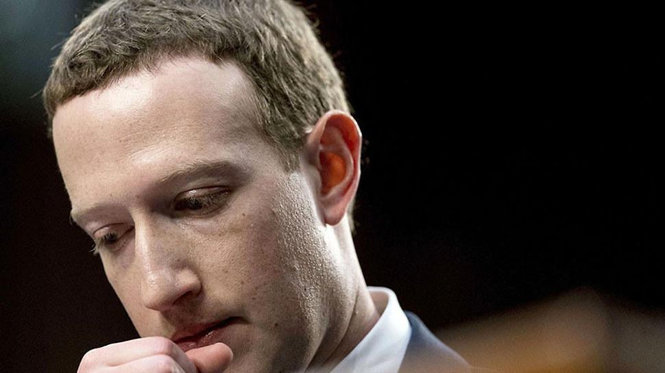 Bourse : Facebook a perdu plus de 100 milliards en une séance