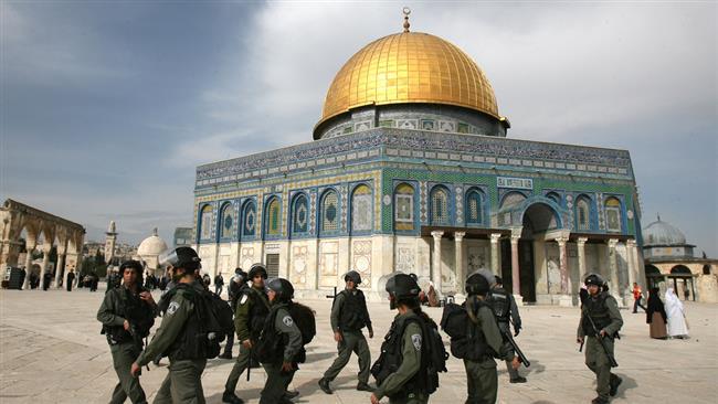 URGENT - La police israélienne ferme les accès de la mosquée Al-Aqsa suite à des heurts