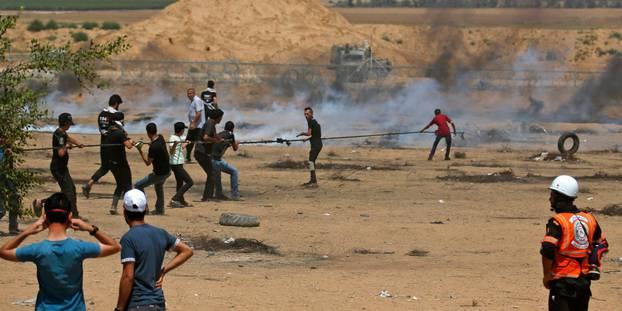 Urgent- Gaza: décès d'un adolescent palestinien touché par des tirs israéliens (ministère)