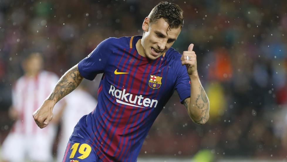 """Lucas Digne fait ses adieux """"le Barça est plus qu'un club, c'est une famille incroyable"""""""