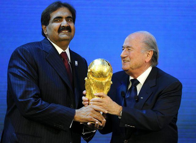 Coupe du monde 2022: ces révélations qui mettent en péril le Qatar