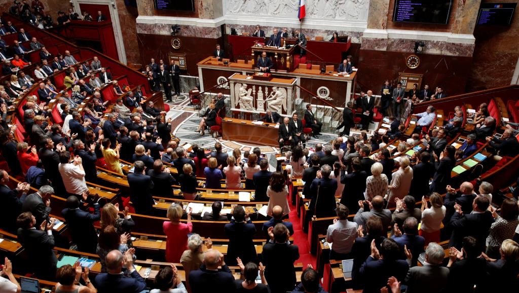 L'Assemblée nationale rejette les Motions de censure contre le gouvernement dans l'affaire Benalla
