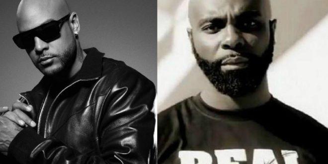 Les rappeurs Booba et Kaaris arrêtés