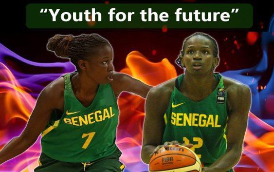 Youth For The Future : Mame Marie Sy et Fatou Dieng lancent leur camp de basket ce vendredi