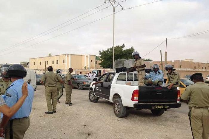 Mauritanie :  le militant anti-esclavagiste, Biram, arrêté