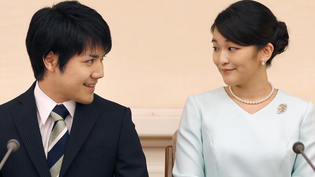 Le mariage de la princesse du Japon reporté à cause des dettes impayées de sa belle-famille