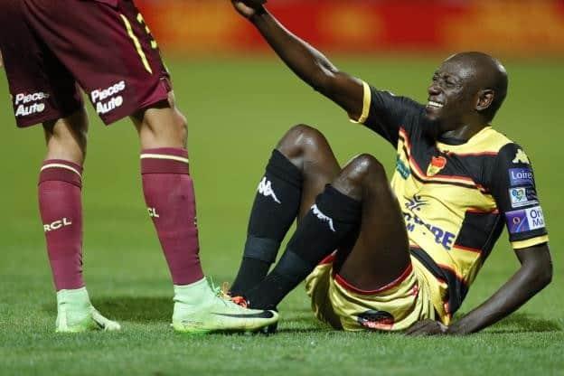 Ligue 2 France:  l'ailier sénégalais d'Orleans Ousmane Cissokho suspendu quatre matchs