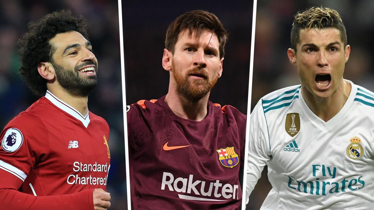L'UEFA dévoile la liste des joueurs nomminés pour le titre de meilleur joueur de la #LDC 2017-2018