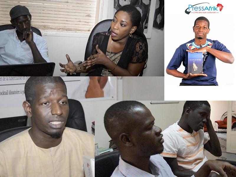 Vidéo - Pétrole et Gaz au Sénégal: Fary Ndao, ingénieur géologue... Face à la Rédaction de PressAfrik (part 1)