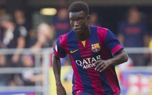Diawandou Diagne, ancien du Barça B avertit Moussa Wagué