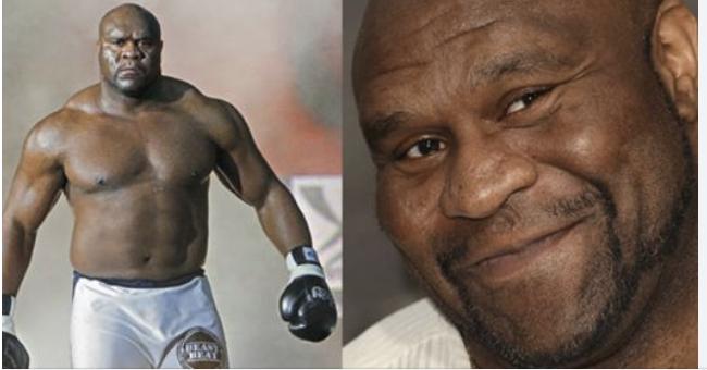 Boxe-MMA: Bob Sapp avertit Bombardier: « Je vais te démolir ! »