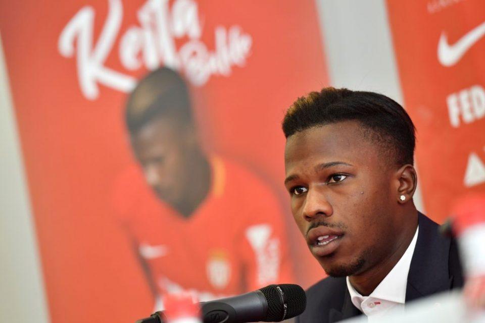 L'Inter Milan et Monaco ont trouvé un accord pour le transfert de Baldé