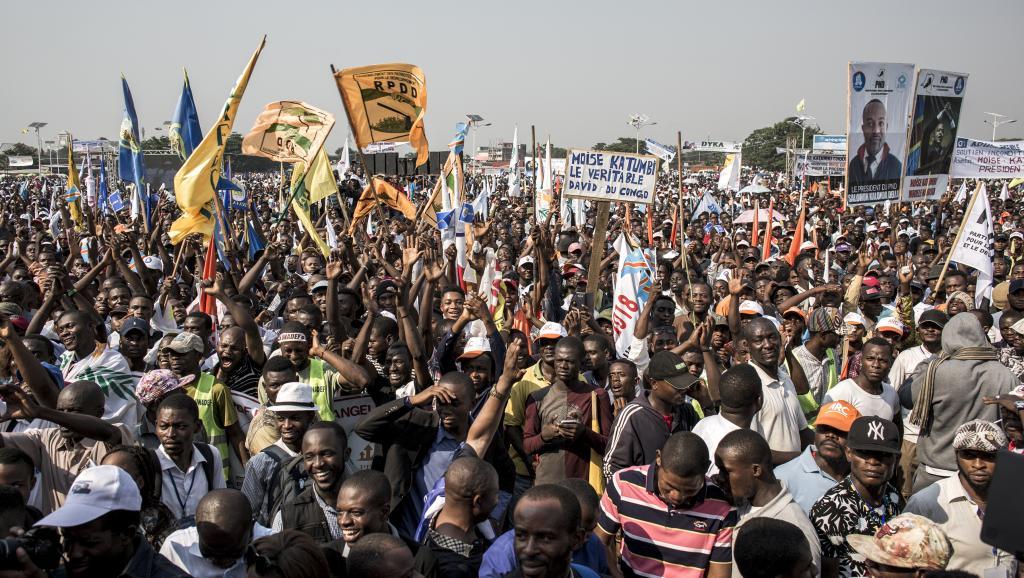 RDC: arrestation de plusieurs dizaines de militants pro-Katumbi
