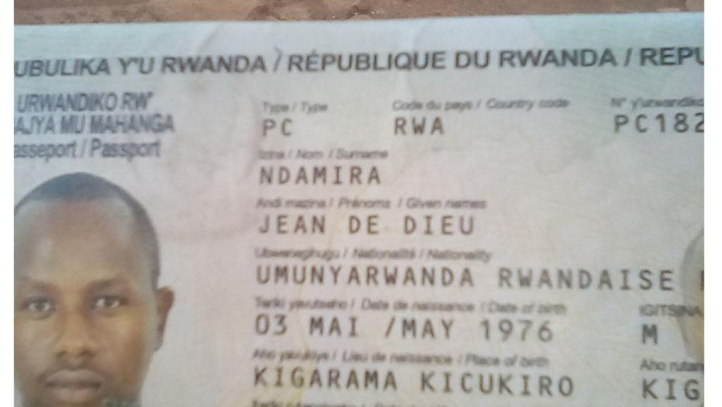 Rwanda: le blogueur Jean de Dieu Ndamira a disparu en mars