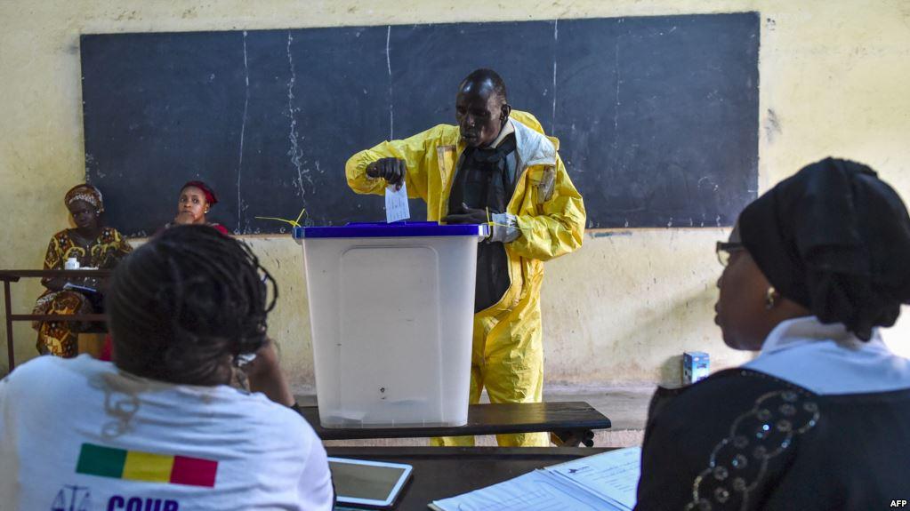 Le Mali est dans l'attente des résultats du second tour de l'élection présidentielle entre IBK et Soumaïla Cissé.