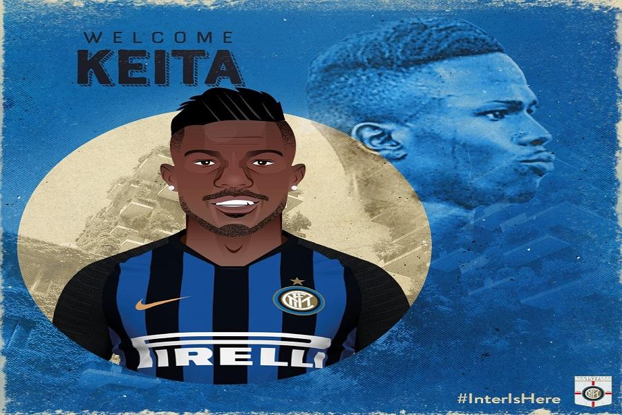 Officiel : Keita Baldé file à l'Inter Milan !