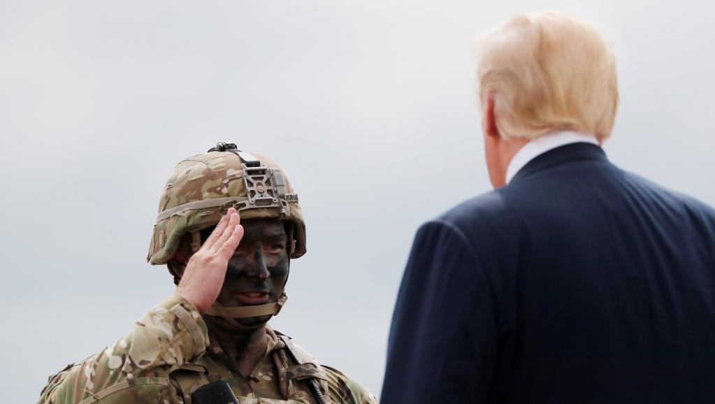 Etats-Unis: budget record pour le Pentagone