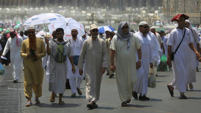 Arabie saoudite : plus de 2 millions de musulmans entament leur pèlerinage à la Mecque