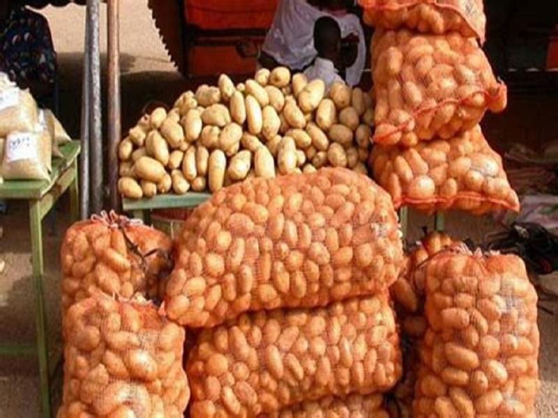 Tabaski 2018 : Le sac de pomme de terre passe 7 000 à 12 000 FCFA