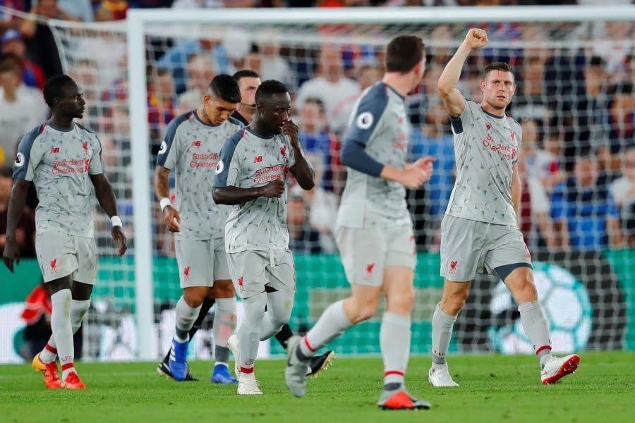 Crystal Palace vs Liverpool (0-2) : Sadio Mané inscrit son 3e but en 2 matchs