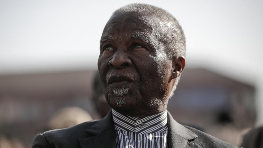 La RDC refuse Thabo Mbeki comme émissaire spécial de l'Afrique du Sud