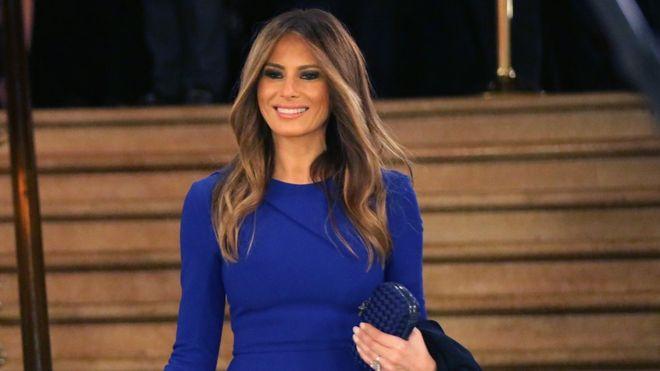 Melania Trump se rendra en Afrique