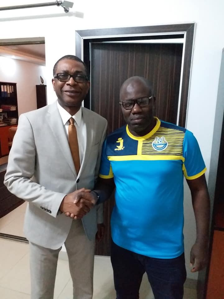 Ahmeth Aîdara signe un contrat de 4 ans avec Youssou Ndour